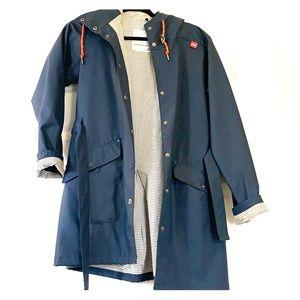 Helly Hansen size small rain coat